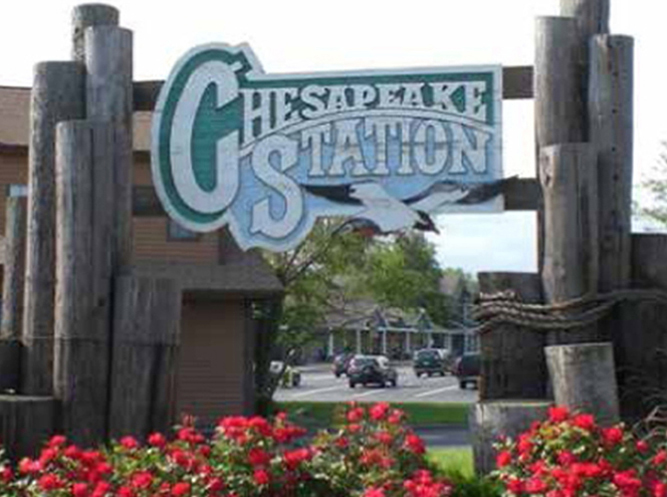 chesapeake station steuart investment company